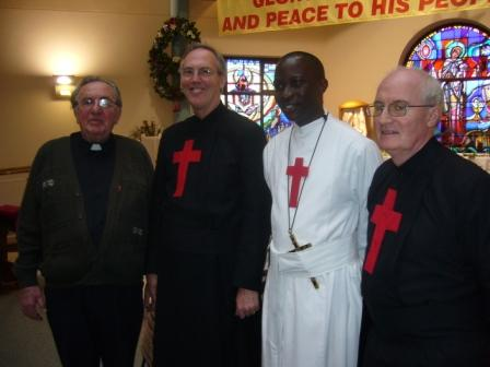 the ugandan missionaries  richard